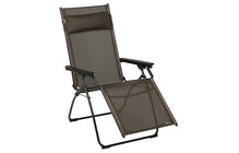 Lafuma Chaise pliante HYBRIDE braun